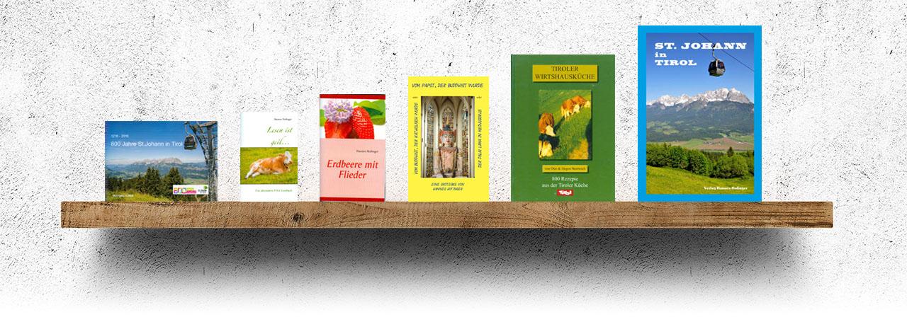 Bücher von Hannes Hofinger