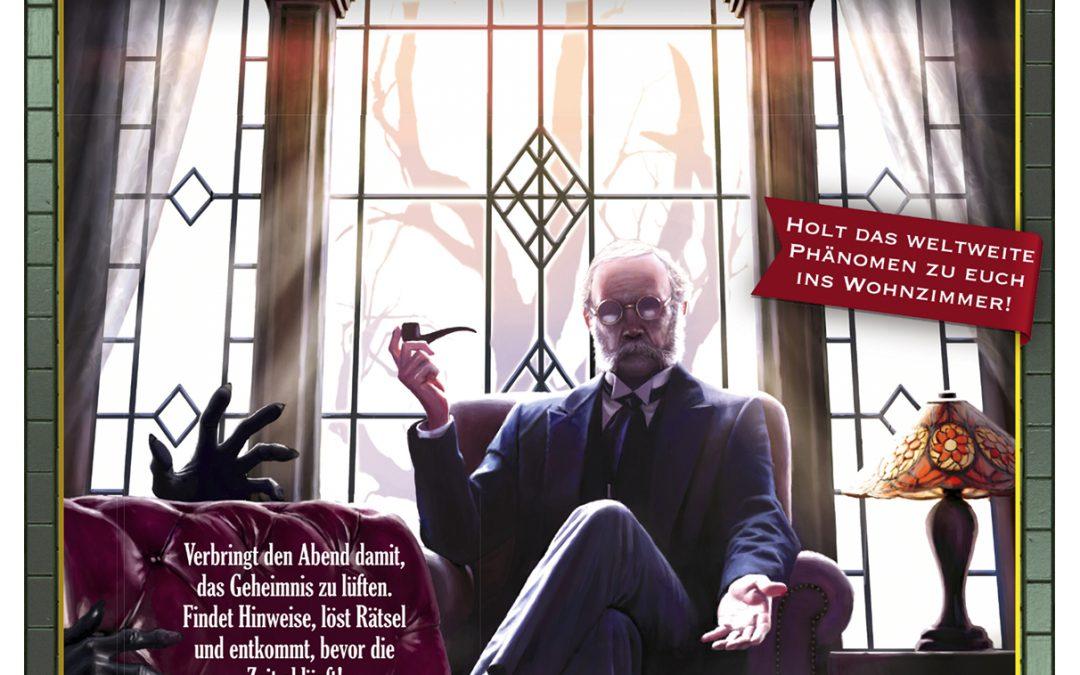 Escape the Room – Das Geheimnis des Refugiums von Dr. Gravely
