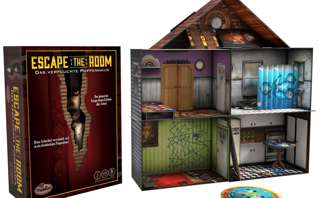 Escape the Room 3 – Das verfluchte Puppenhaus