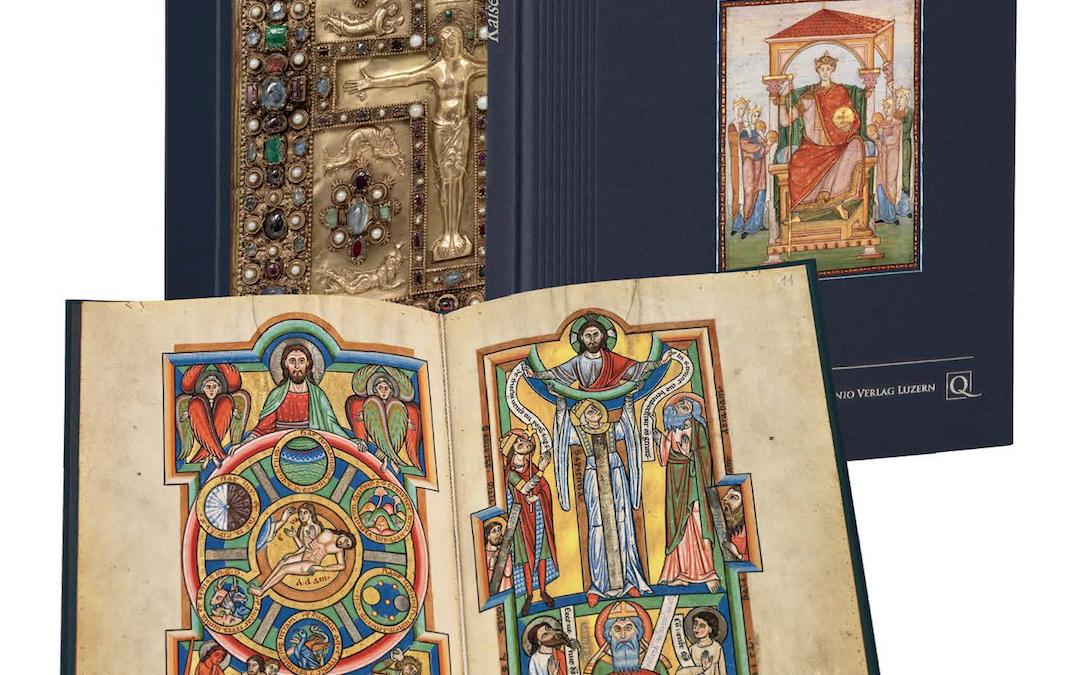 Kaiserliche – Deutsche Buchkunst von 800 bis 1500